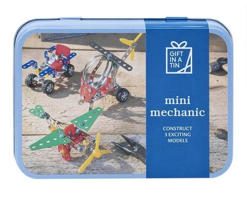 Apples To Pears - Build - Gift In A Tin - Mini Mechanic Construction Kit