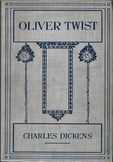 British Library eReader Case - Available in 2 Sizes To Fit all Tablets - Oliver Twist