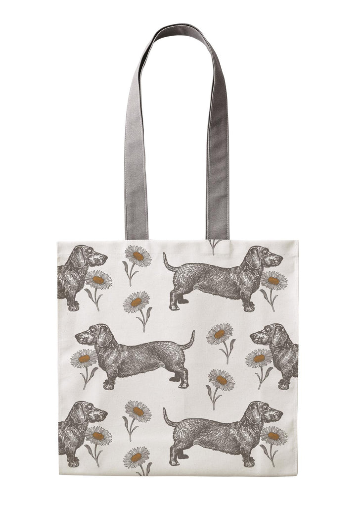Thornback & Peel - 100% Cotton Tote Shopping Bag - 40x37x11cms - Dog & Daisy