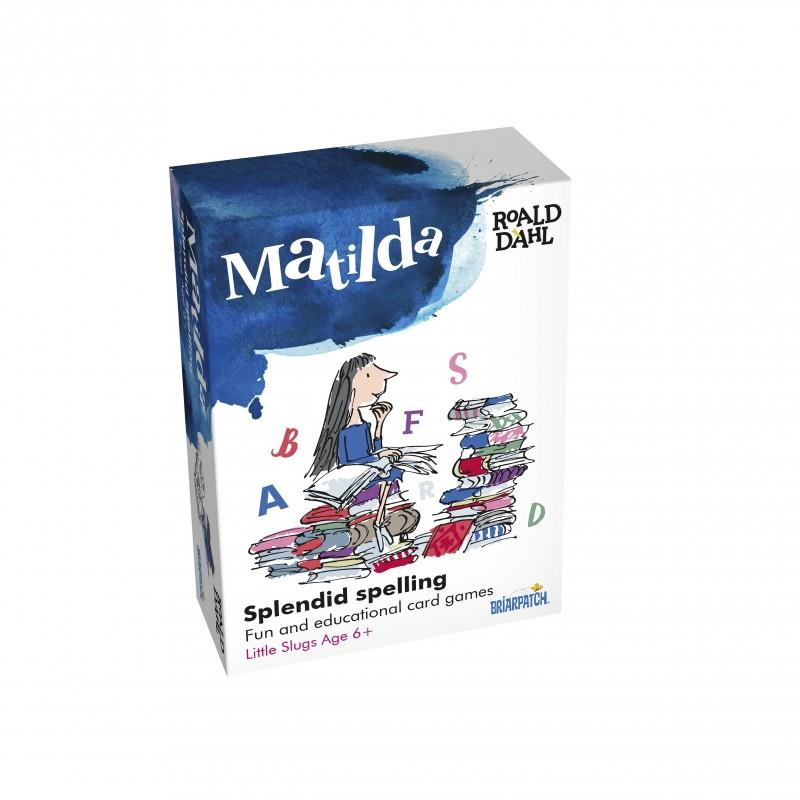 Roald Dahl - Educational Games - Whizzpopping Letters, Marvellous Maths & Splendid Spelling - Sold Individually or Set of 3