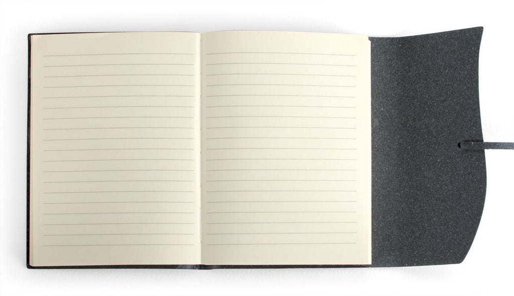 Cavallini - Leather Handbound Toscana Journal - Available in 3 Colours - 5x7ins - 256 lined pages