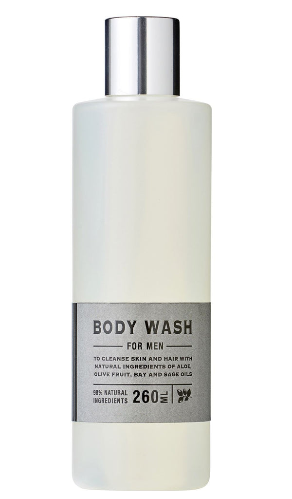 Bath House - Men's Citrus Collection - Hair & Body Wash 260ml