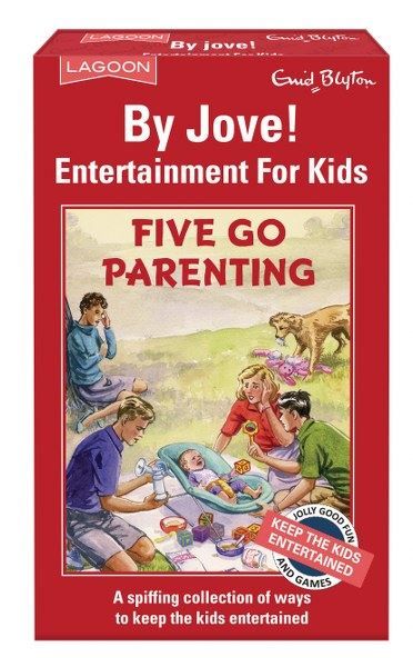 Enid Blyton - By Jove! - Five Go Parenting - Entertainment For Children - Lagoon Group
