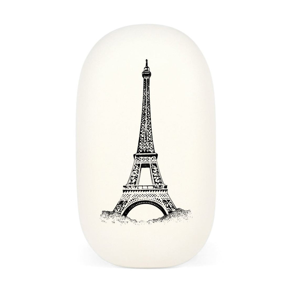 Cavallini - Eraser/Rubber Tablet - Paris - Eiffel Tower - High Quality Rubber Eraser