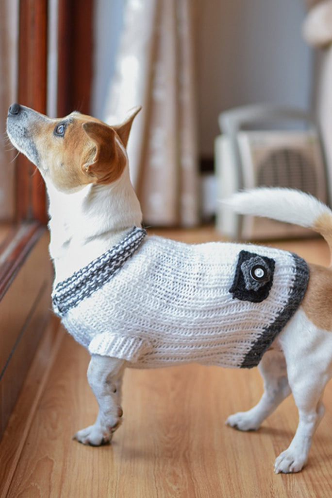 ST-DCT/013 Nineline by Savara Canine Cosy