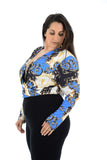 women brosche top