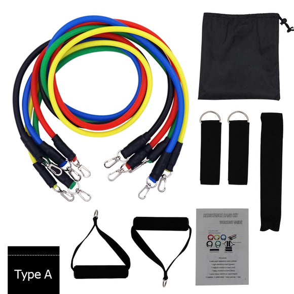 Resistance Bands Set Yoga