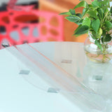 Transparent Table Cloth Kitchen