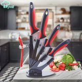 Ceramic Kitchen Knives With Holder
