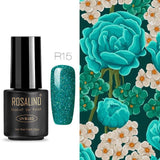 ROSALIND 7ML UV Gel Varnish Nail Polish Gellak Semi Permanent Hybrid Nails Art
