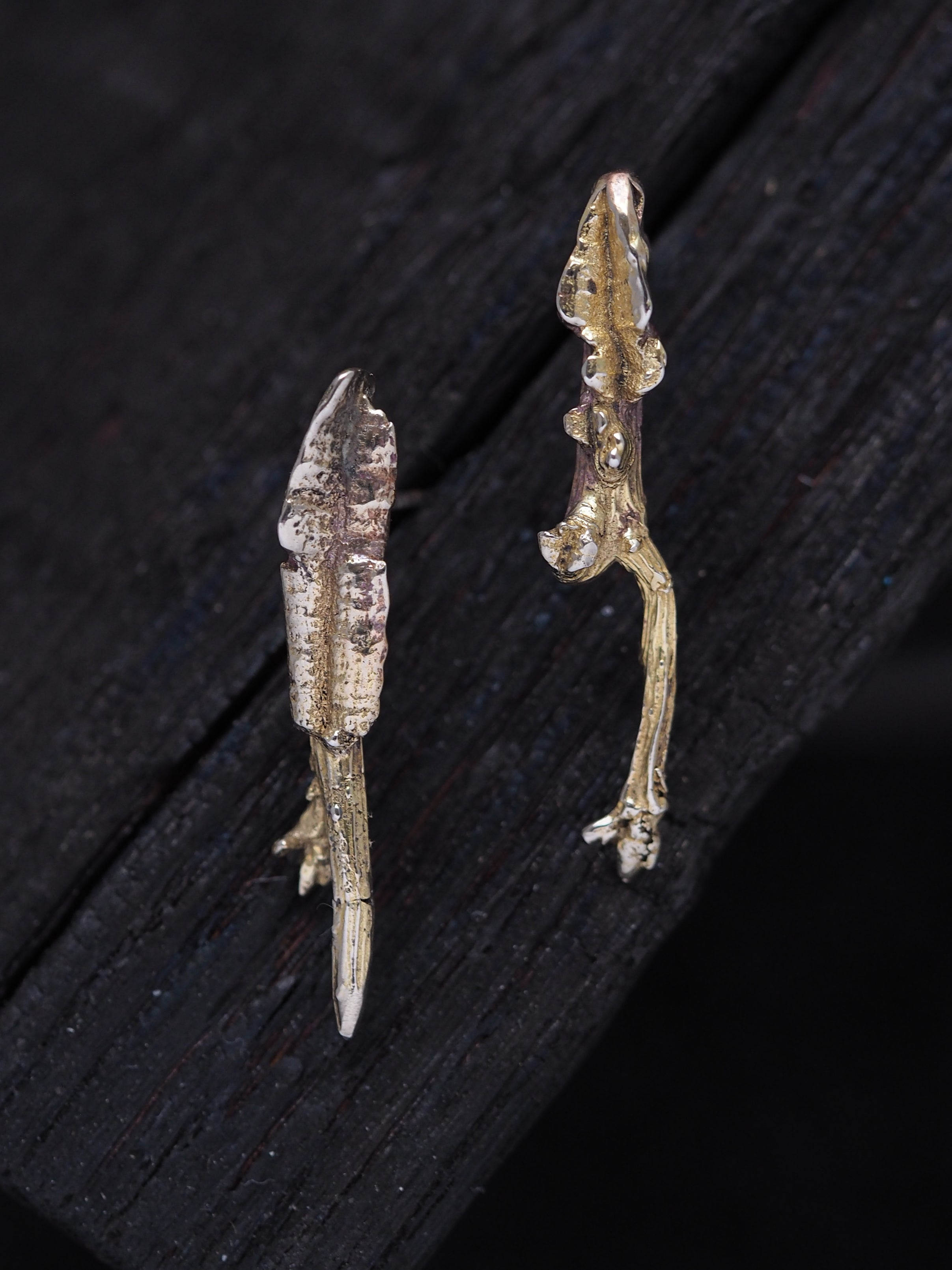 Lacebark Earrings