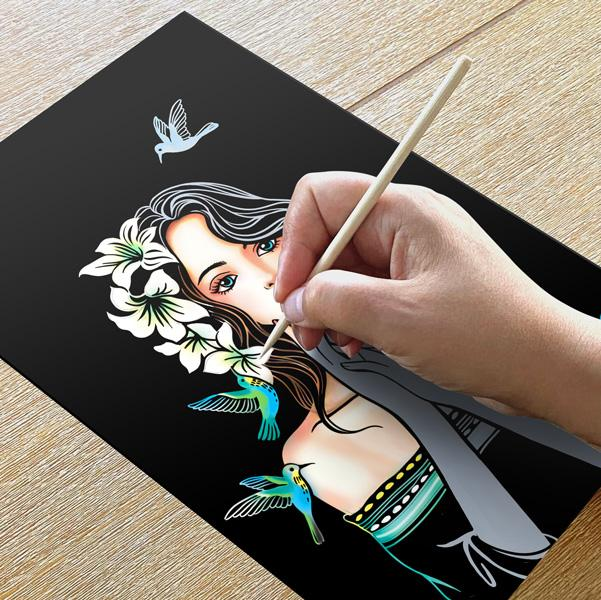Life is a Beautiful Ride - Diamond Painting Kit