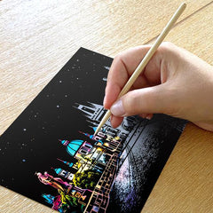 Puppies - Diamond Painting Kit