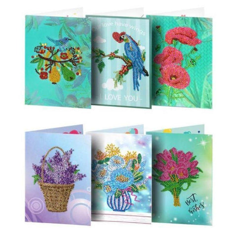 Butterflies - Diamond Painting Stickers