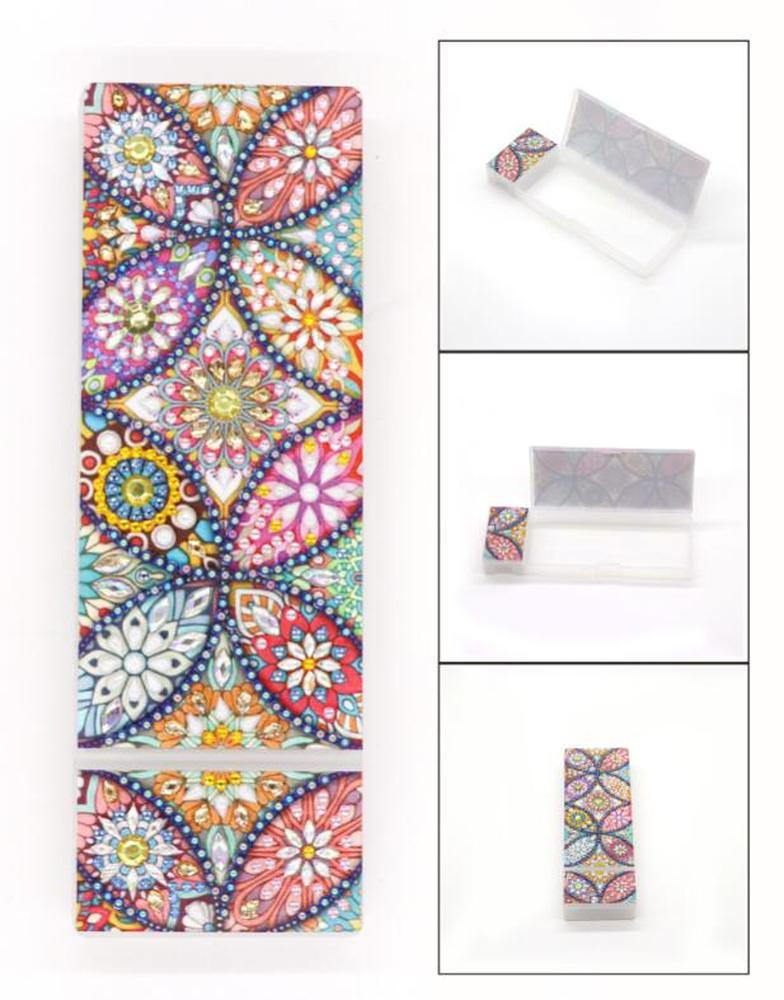 Butterfly - Diamond Painting Pencil Case