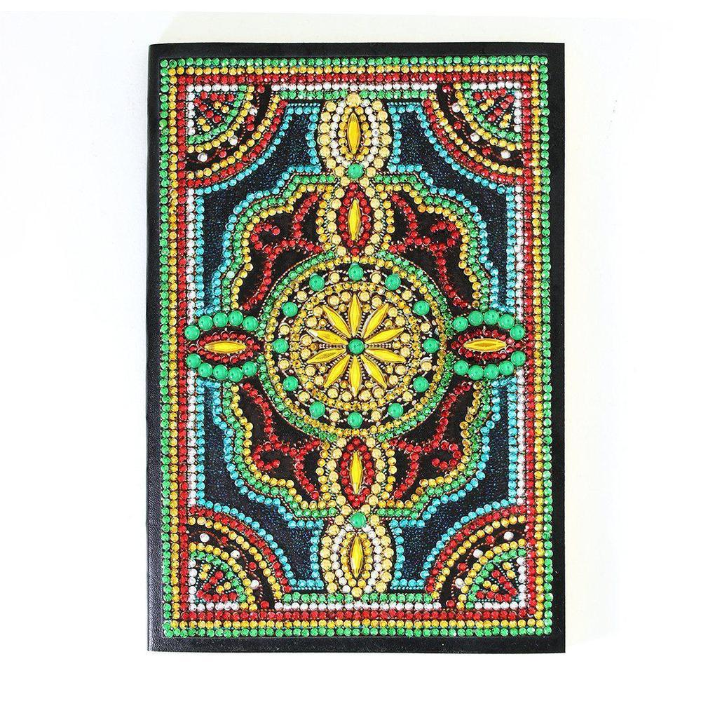 Ethnic - Diamond Painting A5 Notebook