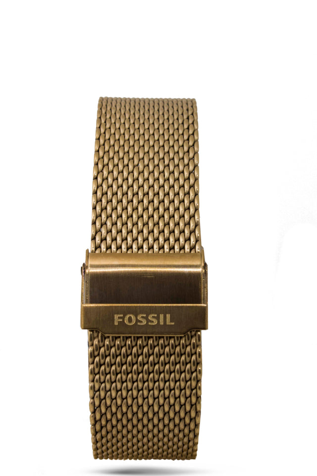 Women's Fossil Safety Mesh Buckle Collection