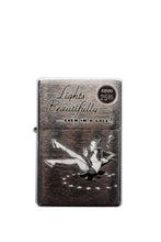 Zippo ' Lights even in a Gale! Lighter