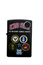 Zippo US Armed Forces Lighter