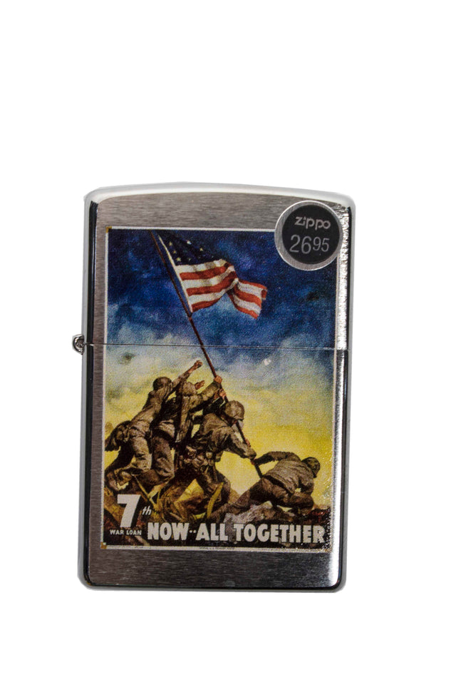 Zippo US Armed Forces' Now All Together'