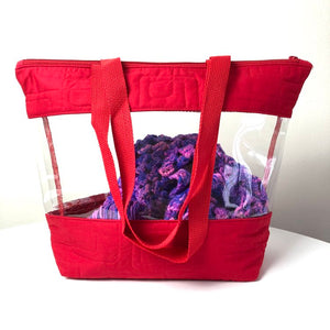 Limited Edition Peek-a-boo Tote