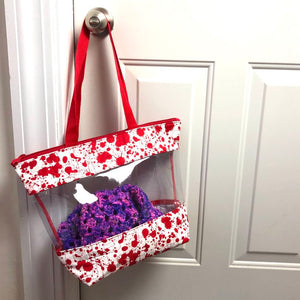 Limited Edition Peek-a-boo Tote Bag