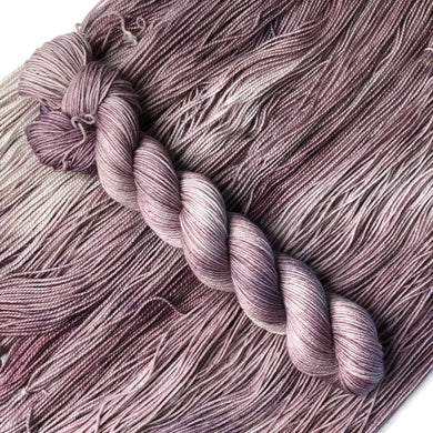 Amethyst Powder - Dyed to Order - Choose Your Base