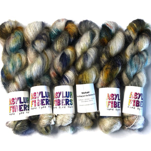 Everything but the Kitchen Sink on Mohair - Ready to Ship
