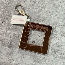 Katrinkles Mirrored Swatch Ruler Clip