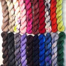 Mini Skein Set - Wonderland Collection - DK Minis