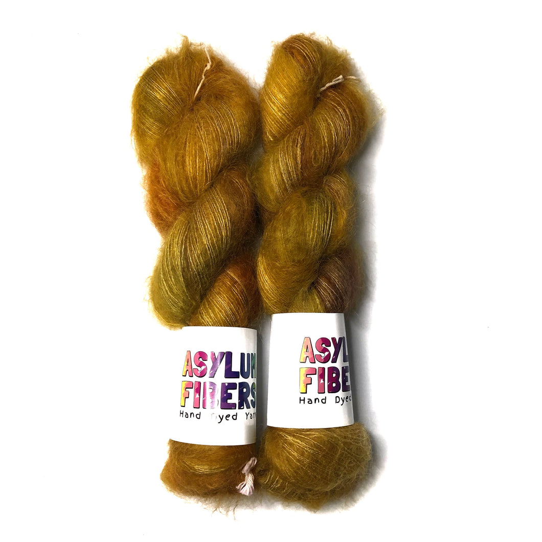 IPA on Mohair - Ready to Ship