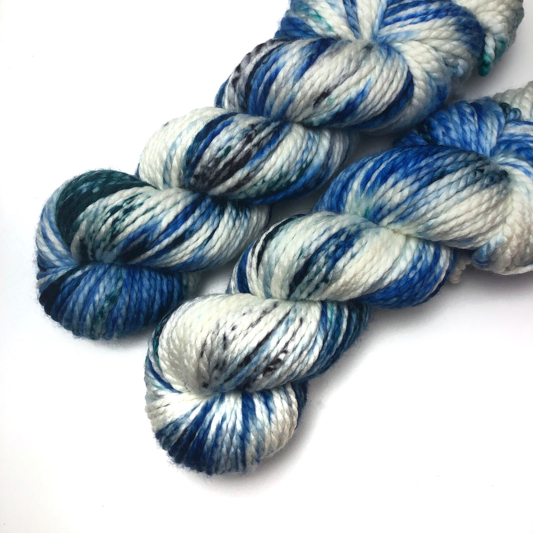 Frozen on Merino Bulky - Ready to Ship