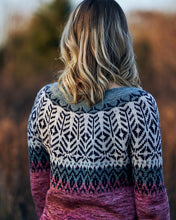 PREORDER - Swallowtail Sweater Kit in Merino Fingering - Combo D