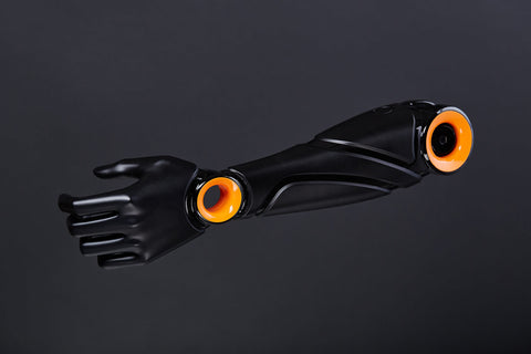Above Elbow Sport Black/Orange