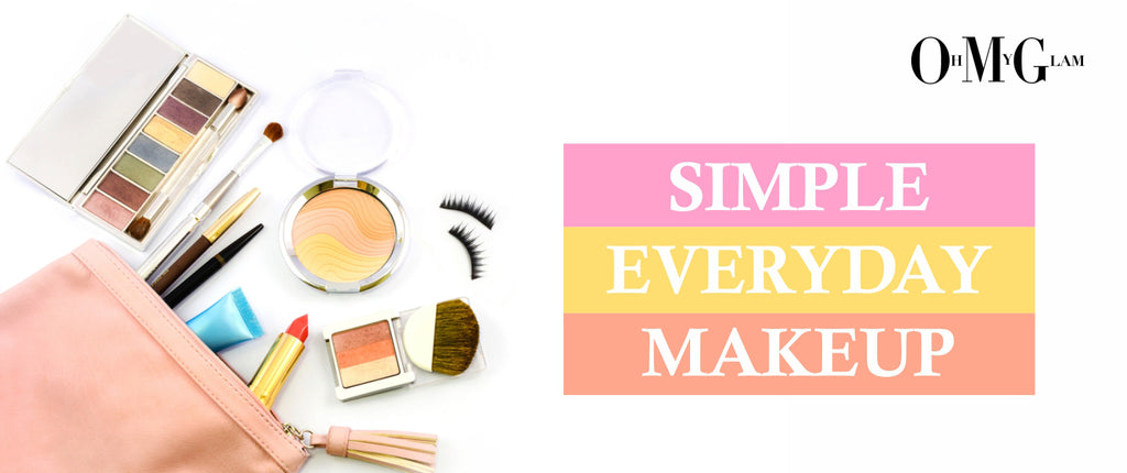 Simple Makeup For Everyday!