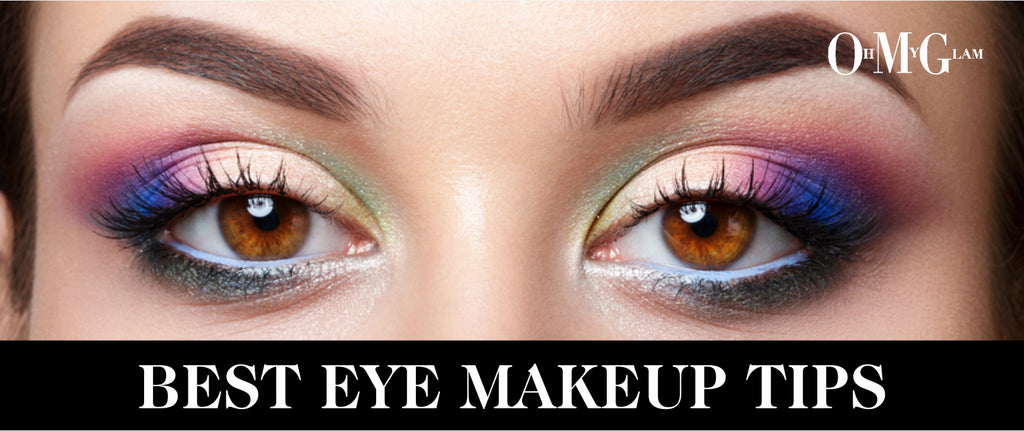 Best Eye Make-Up Tips To Make Your Eyes Pop