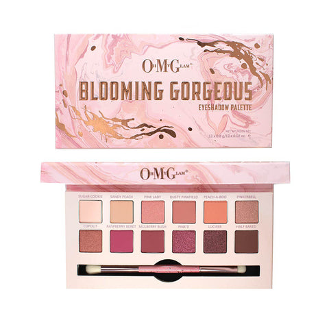 Blooming Gorgeous Eyeshadow Palette