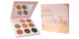Oh My Glam Bronze Goddess Eye Shadow Palette