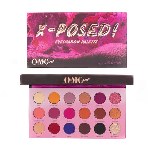 X-Posed! Eyeshadow Palette