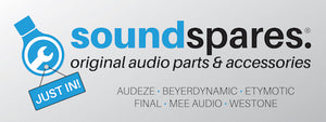 Now Offering Genuine Spares For Beyerdynamic, Westone & More!