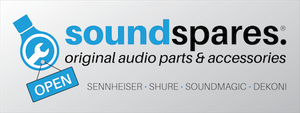 SoundSpares® Is Now Open! - Genuine Headphone Spares & Replacement Parts