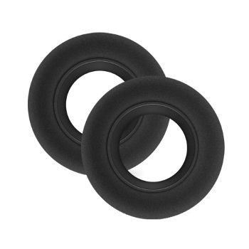 Sennheiser silicone ear tips medium in black (5 pairs) -506403