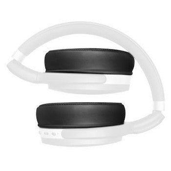 Sennheiser HD4.50BT Replacement Black Leatherette Earpads 1 Pair - 507240