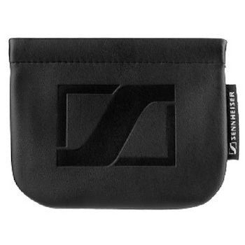 Sennheiser leatherette earphone storage pouch - 525103