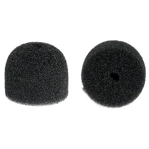 Sennheiser ear tips black foam (5 pairs) - 528125