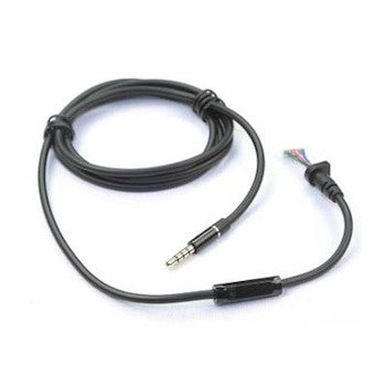 Sennheiser HD630VB open-ended audio connecting cable assembly with 3.5mm straight plug; 1.2m - 564570