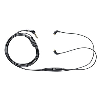 Shure SE215 / SE315 / SE425 / SE535 / SE846 Earphone Cable with Android Controls & Mic - CBL-M-K