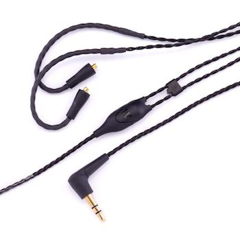 Westone ES/Um Pro Series Replacement Black Cable - 1.3m