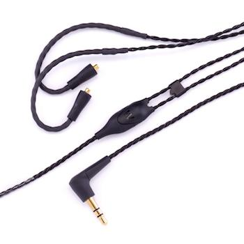 Westone ES/Um Pro Series Replacement Black Cable - 1.6m