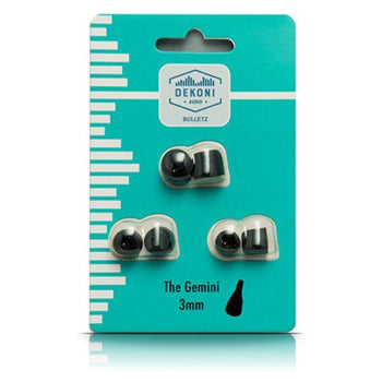 Dekoni Gemini Foam Eartips (PL) THE GEMINI 3MM